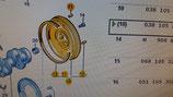Volano Sharan -Alhamra 038105266BA