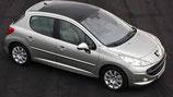Portiera Peugeot 207 posteriore destra