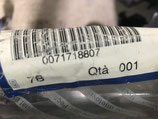Modanatura Fiat Stilo paraurti posteriore - 71718807