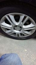 """Cerchi in lega Opel Corsa usati da 16"""""""
