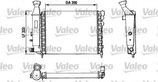 Radiatore Citroen AX - 96011831 - 95206589