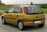 Portellone Opel Corsa usato
