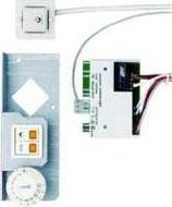 Raumthermostat-Set RTED30 elektronisch zu VFDI und FSR