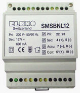 Netzgerät 12VDC zu SMS-Butler 221T
