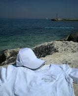 Maglietta da donna bianca Cetaceansound-Italy.Org