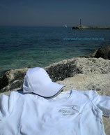 T-Shirt Women white Cetaceansound-Italy.Org