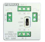 3260 Distribuidor Fermax Mini Vídeo 2S