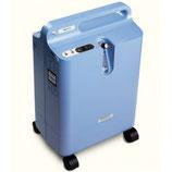 Sauerstoffgerät EverFlo für zuhause; Tag und Nacht bei COPD