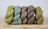 Hampshire -  4ply - Mini Skein Set