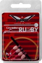 Milo CONNETTORE RUBBY 4PZ. 6 Art.627VV0053 F71