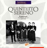 """Das Bläserquintett """"Quintetto Sereno"""" im Rittersaal von Haus Kemnade"""