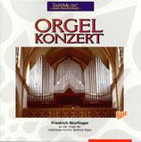 Friedrich Storfinger an der Orgel zu Liebfrauen