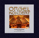 Friedrich Storfinger an der Orgel zu Herz Jesu