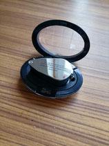 Faltbare Juwelierlupe - 40 fach - Durchmesser 25 mm mit LED-Beleuchtung und UV-Licht