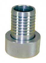 Anschlußstück JOBE Connector 1.25'' für 2'' Suction Nozzle