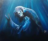 """""""Unterwasserwelt Seehunde"""""""