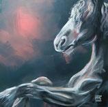 """""""weißes Pferd"""""""