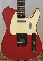 MAYBACH - TELEMAN T61 CUSTOM RED ROOSTER AGED