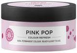 Maria Nila Colour Refresh 0.06 Pink Pop Farbauffrischende Maske 100ml