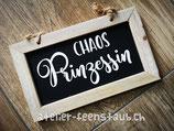Schiefer-Tafel Chaos Prinzessin