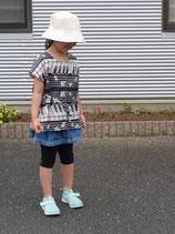 浜松注染手ぬぐい こども着(120~130)着丈50㎝ 胴回り90㎝