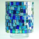 Windlicht, u. Vase, BLUE OCEAN, Grösse XXL