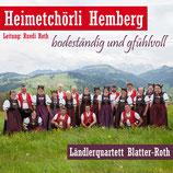 Heimetchörli Hemberg