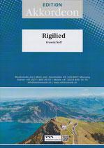 Rigilied / Akkordeonausgabe
