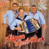 """Alpen-Gmbh """"10 Jahre"""""""