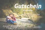 """""""Silber"""" Gutschein Fotoshooting"""