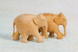 Holz Elefant
