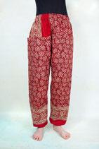 Cashmilon Pant Red
