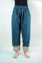 Cashmilon Pant Blue