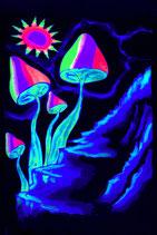 UV - Mushroom আটাশ