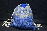 Turnbeutel Blau