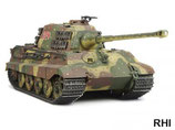 56018, 1/16 German King Tiger full Option