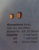 Aeronaut Klompblok