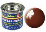 Revell 80 Leembruin - Glanzend