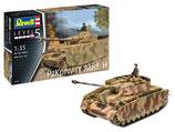 Revell 03333 Panzer IV Ausf.H Schaal: 1:35