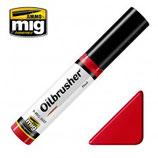 OILBRUSHERS RED 3503