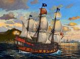 Pirate schip 1:72  05605