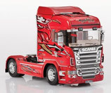Italeri Scania R560 V8 Highline''Red Griffin'' 1:24 #3882