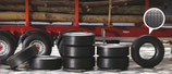 Italeri Trailer Rubber Tyres 1:24 #3890