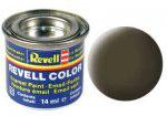 Revell 40 Zwart-groen - Mat