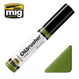 OILBRUSHERS OLIVE GREEN 3505