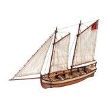 19015 Endeavour's Longboat