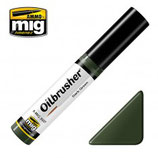 OILBRUSHERS DARK GREEN 3507