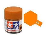X 6 Oranje