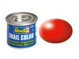 Revell 332 Neon-rood - Zijdemat