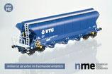 504619 Graanwagen 102m3 Blauw VTG Bedrijfsnummer 0764 257-2